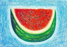 Wassermelone - Citrullus lanatus