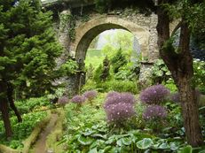 Stadtgarten von Monte, Madeira