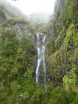 Risco-Wasserfall (Rabaçal), Madeira