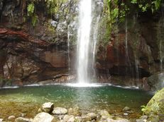25 Quellen (Rabaçal), Madeira