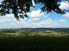 Blick auf Eschelbach